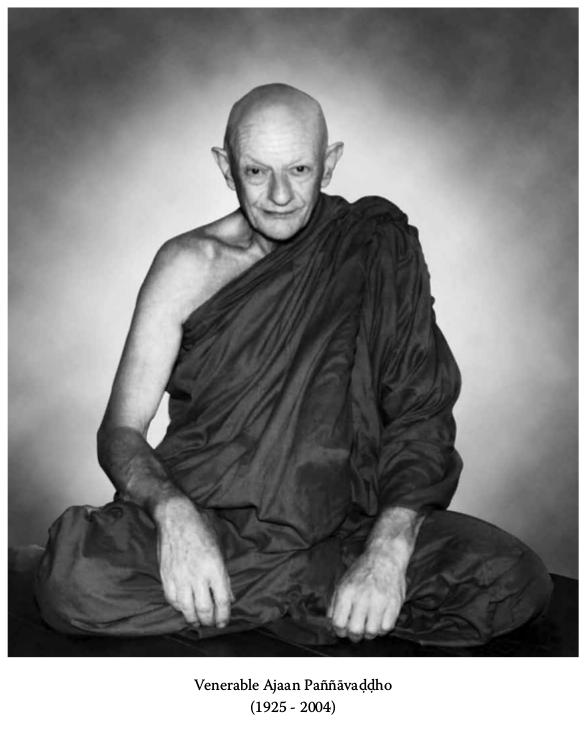 Ajaan Panya on caṅkama (walking meditation)