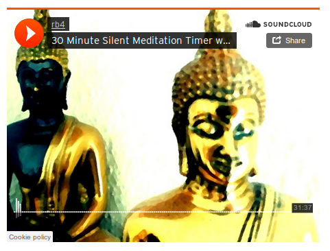 30 Minute Meditation Timer with Bell